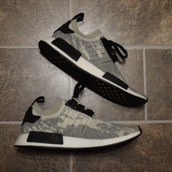 a79f34fa adidas Shoes | Nmd R1 Pk Sesame Black City Cup | Poshmark